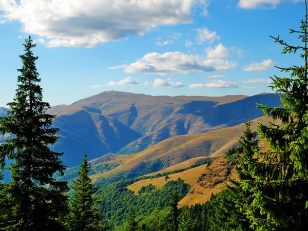 Serbia walking holiday