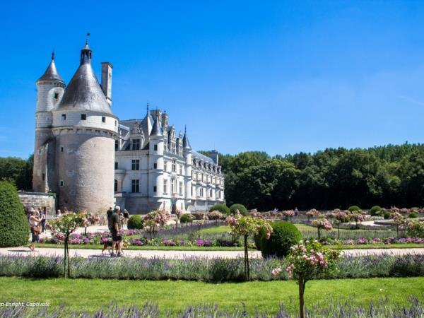 Loire self guided cycling holiday