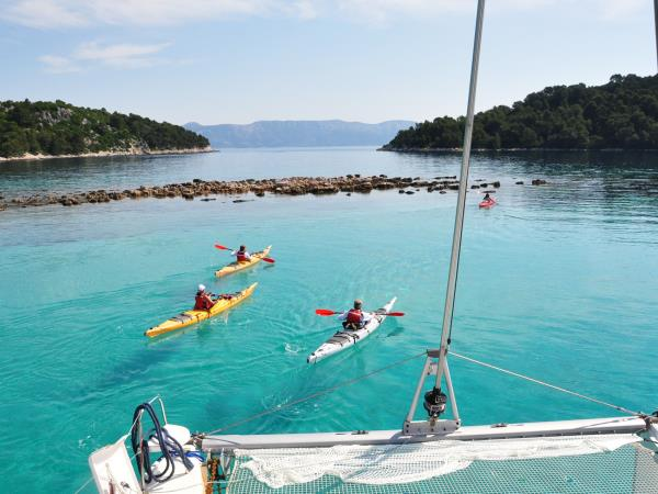 Dubrovnik to Hvar sailing holiday
