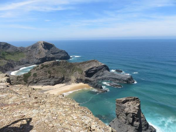 Self-guided coastal trails of Portugal holiday