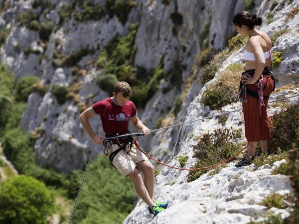 Malta rock climbing holiday