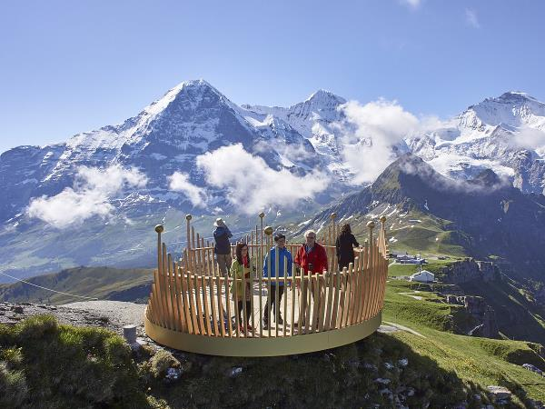 Switzerland activity holiday, tailor made