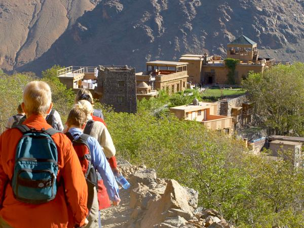 Morocco hike, bike & horse ride holiday