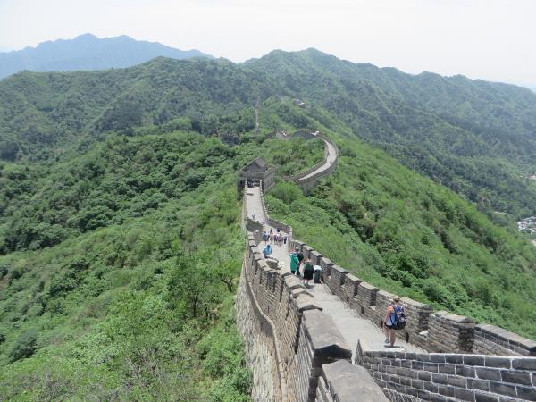 China on a shoestring small group holiday