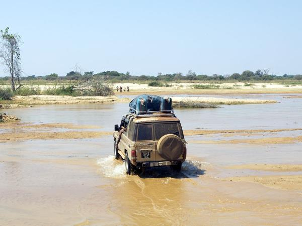 Madagascar adventure holiday, off road explorer