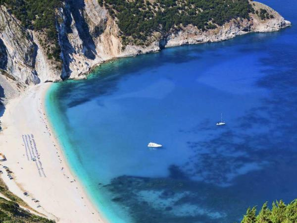 Ionian Islands yacht charter in Greece, families