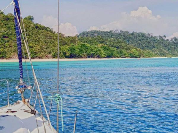 Thailand sailing holiday, 10 days
