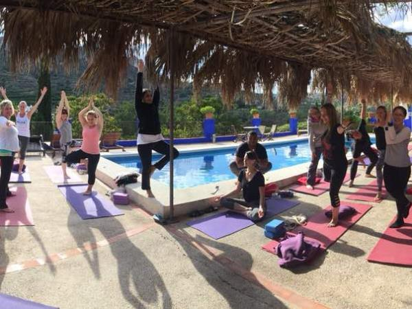 Yoga Holidays Retreats Yoga Holidays Helping Dreamers Do