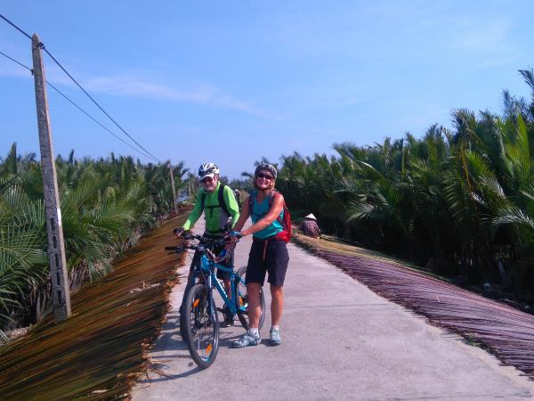 Vietnam cycling holiday, Saigon to Hanoi
