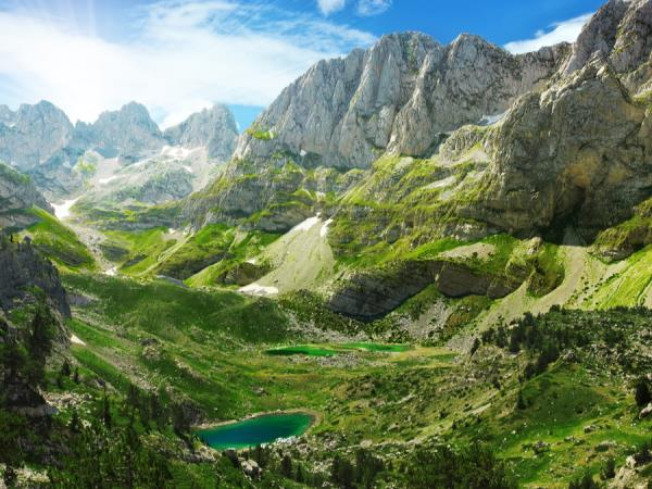 Albanian Alps walking holiday, tailor made
