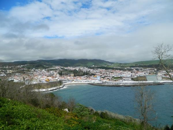 Island hopping in the Azores, small group