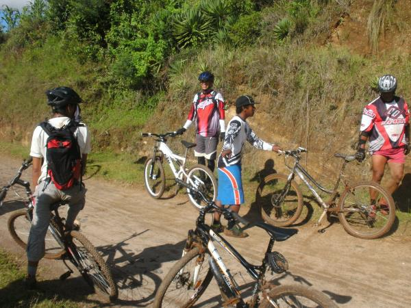 Cycling tour of Madagascar