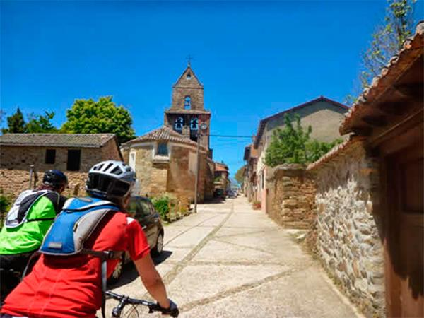 Cycling The Camino de Santiago tour