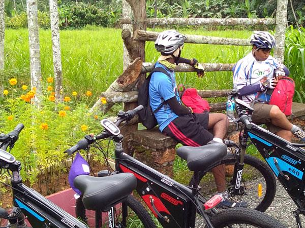 E-Bike Tour in Kerala