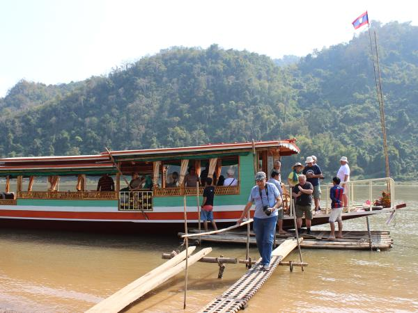 Myanmar to Laos tour