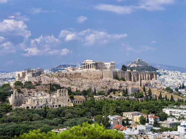 Athens tailor made holiday in Greece