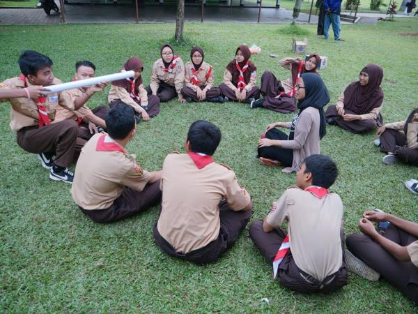 Education volunteering in Indonesia