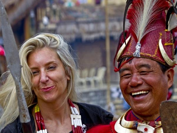 Assam tour and Nagaland Hornbill Festival, India