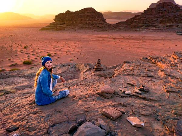 Women only tours to Jordan