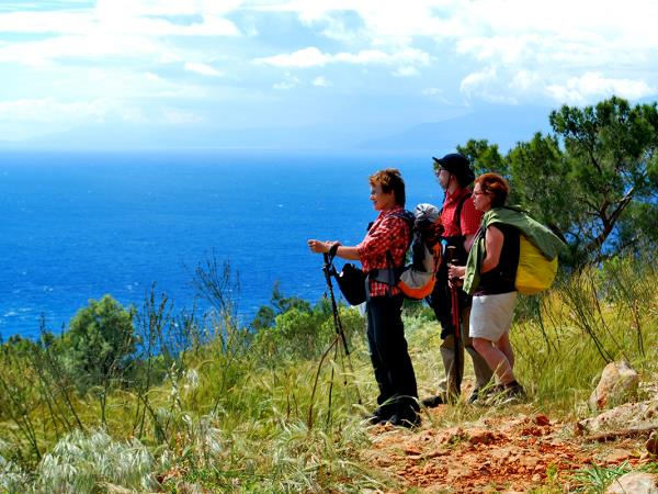 Lycian Way hiking holiday in Turkey