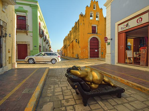 Luxury Mexico self drive holiday