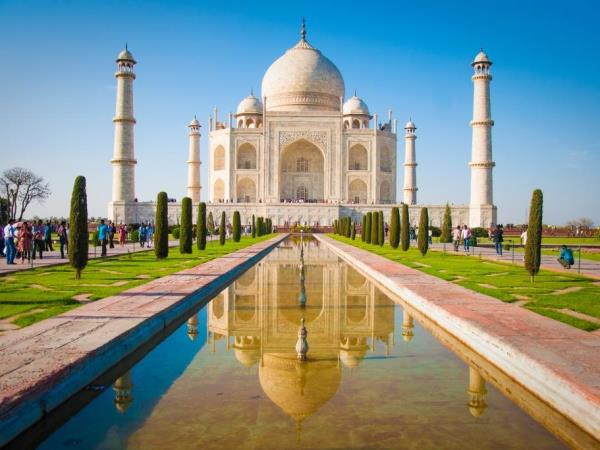 The Golden Triangle holiday in India