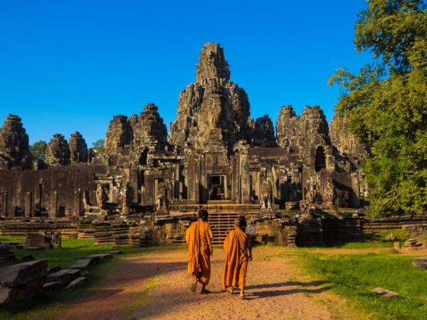 Cambodia family holiday
