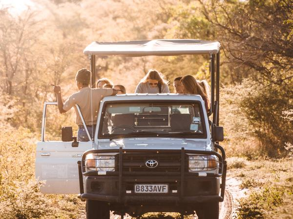 Southern Africa holiday for under 30s