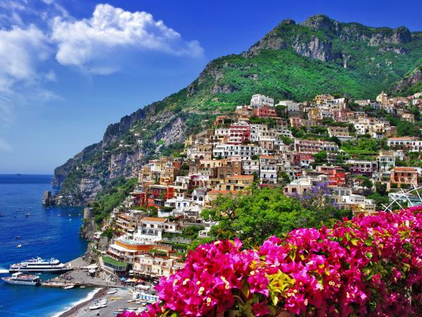 Amalfi coast family holiday in Italy