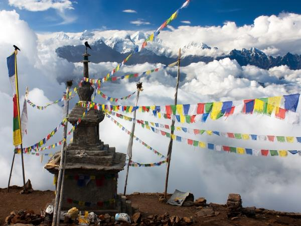 Langtang trekking holiday in Nepal