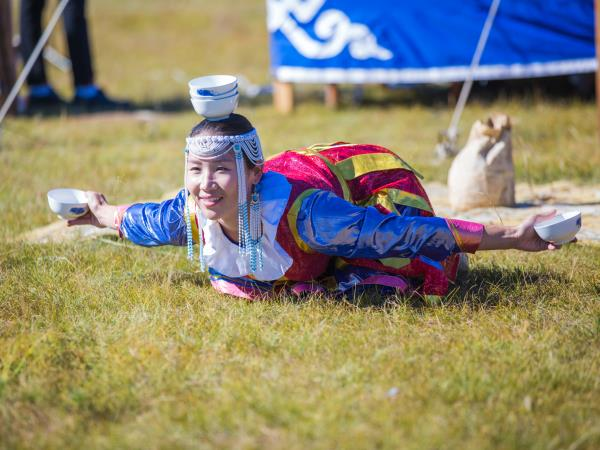 Nomads' Day Festival holiday in Mongolia
