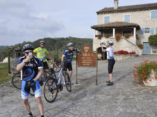 Croatia biking tour, North to South Croatia