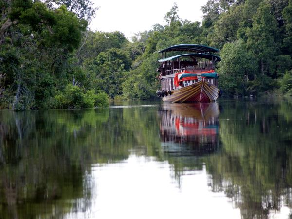 Kalimantan tour, hidden Borneo
