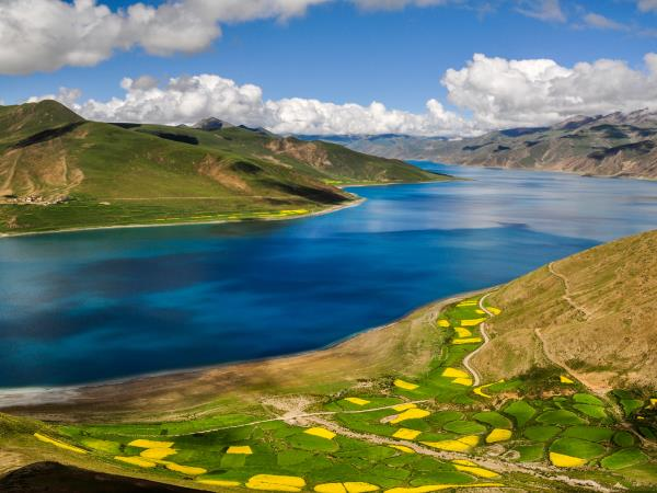 In depth tour of Tibet