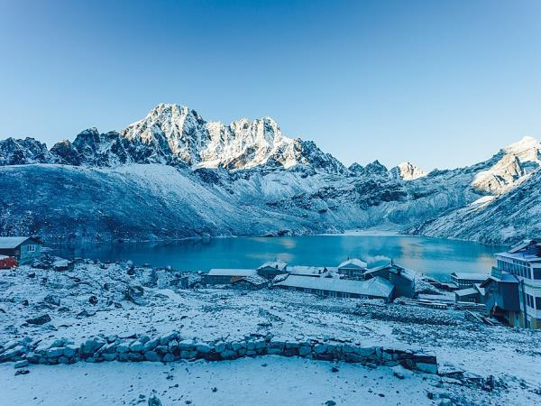 Gokyo Lake trekking holiday in Nepal