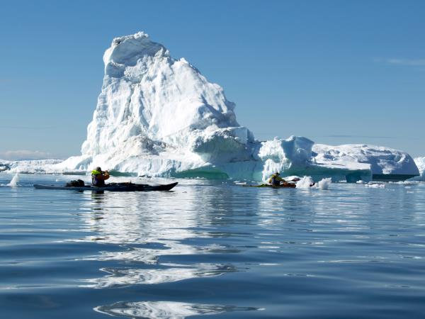 Greenland advanced kayaking Expedition