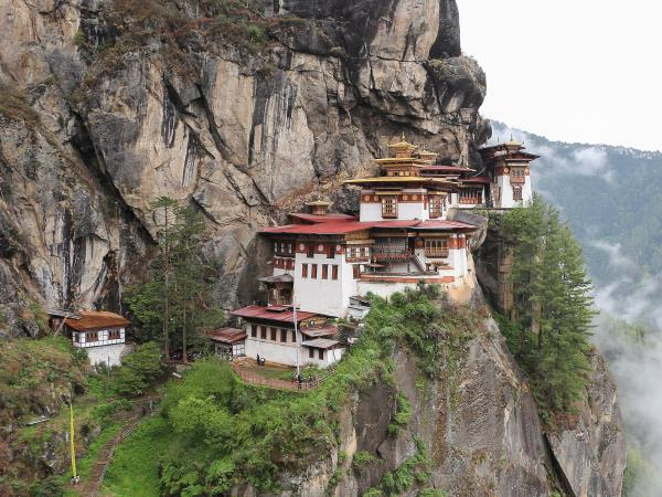 Bhutan walking and wildlife holiday