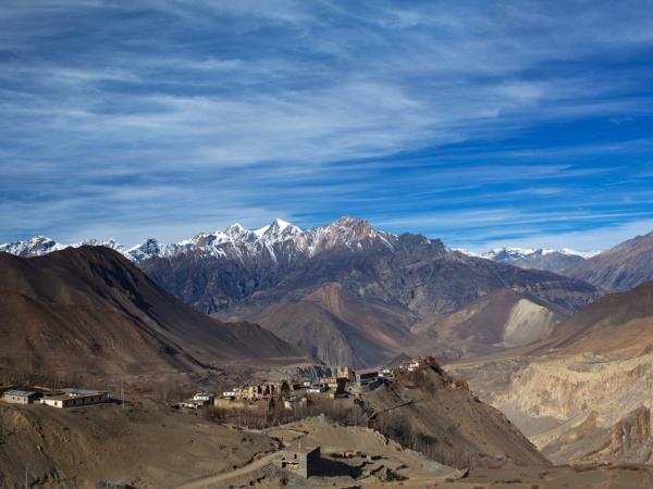 Upper Mustang trekking holiday in Nepal