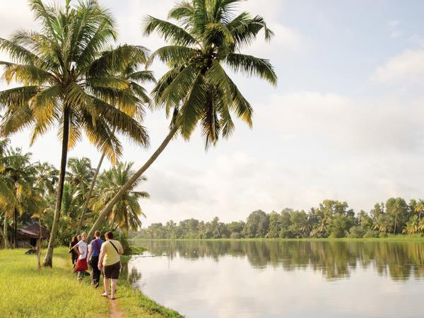 Kerala cycling holiday