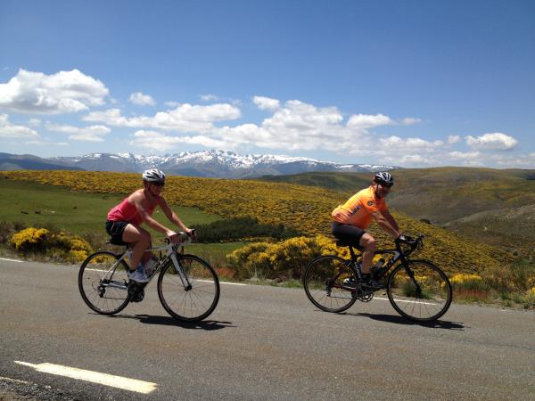 Sierra de Gredos cycling tour in Spain