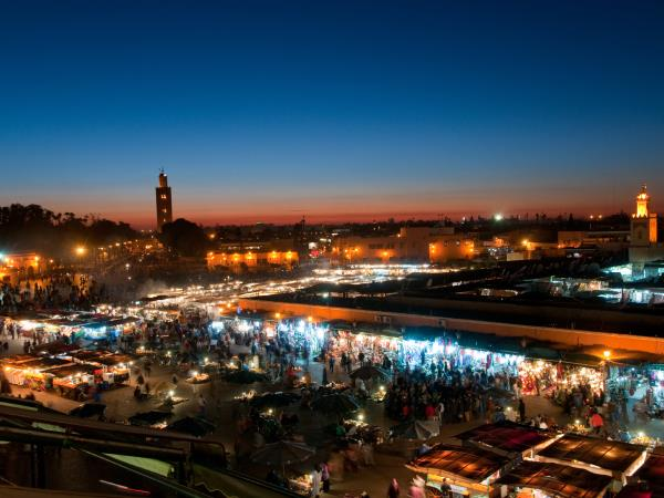 Morocco holiday, off the beaten track