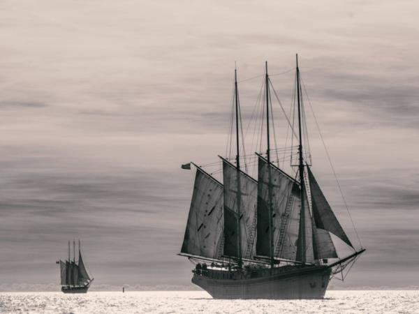 Arctic sailing holiday, Svalbard