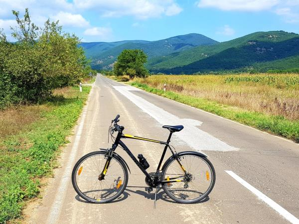 Macedonia cycling holiday