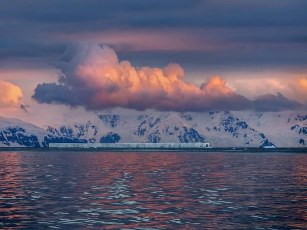 Journey to the Antarctic Circle cruise