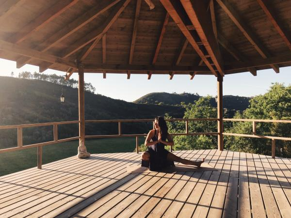 Algarve yoga retreat in Portugal