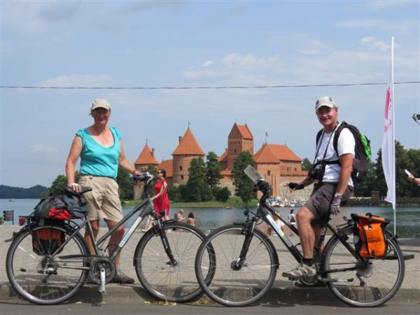 Baltics cycling tour from Tallinn, self guided