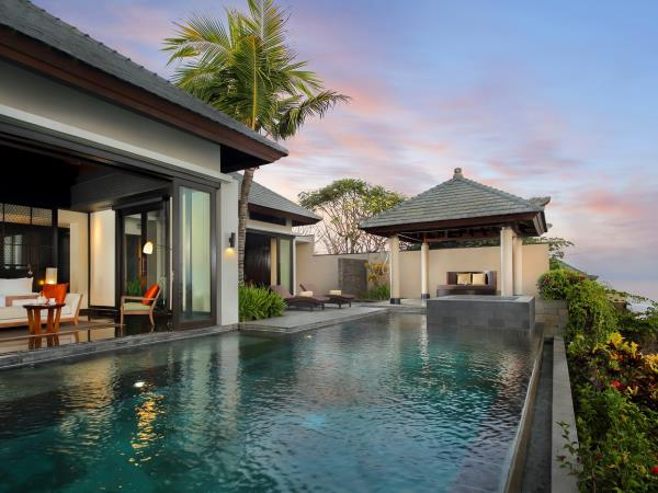 Ungasan luxury resort in Bali