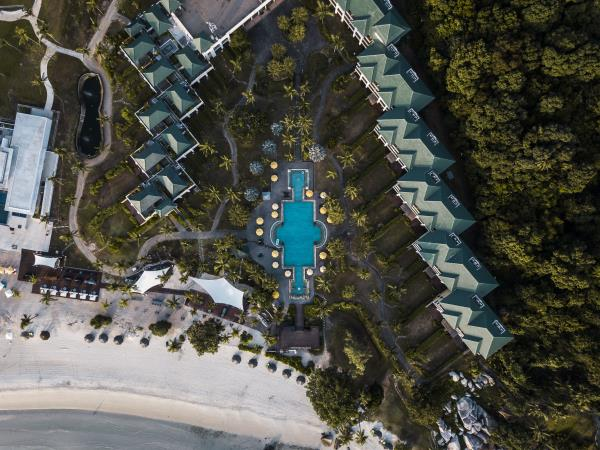 Angsana Bintan luxury beach resort, Indonesia