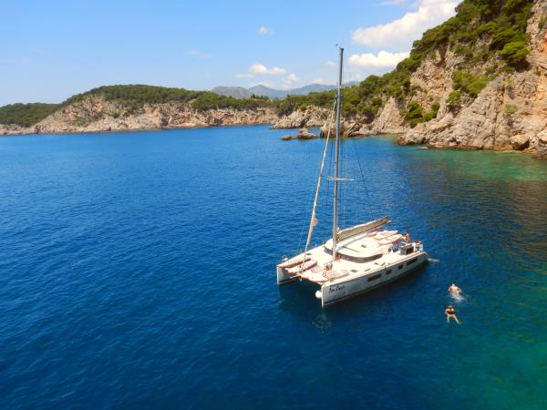 Croatia sailing short break