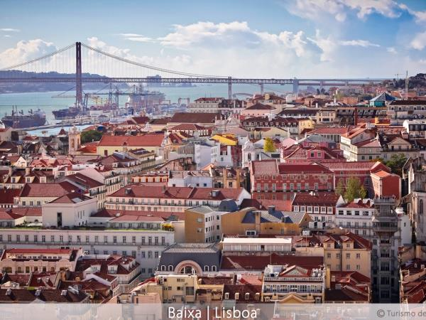 Lisbon wine and walking holiday in Portugal